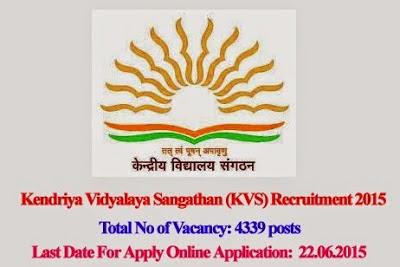 Kendriya Vidyalaya Air Force Station Bidar Recruitment 2017 PGT, TGT, Computer Instructor, Coach, Nurse, Counsellor, DEO – 27 Posts