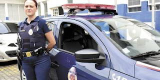 Guarda Civil de Diadema salva bebê de 45 dias engasgada