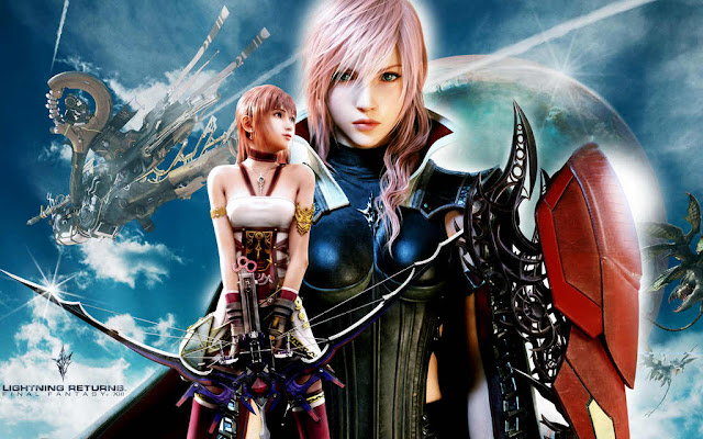 Lightning Returns Final Fantasy XIII MULTi8