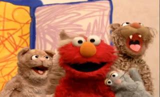 Elmo's World Cats
