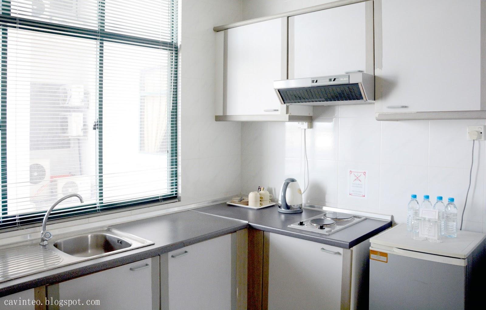 Entree Kibbles Mahkota Hotel 2 Bedroom Deluxe Apartment