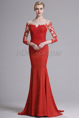 http://www.edressit.com/red-lace-sweetheart-bodice-mermaid-prom-evening-dress-02164102-_p4656.html