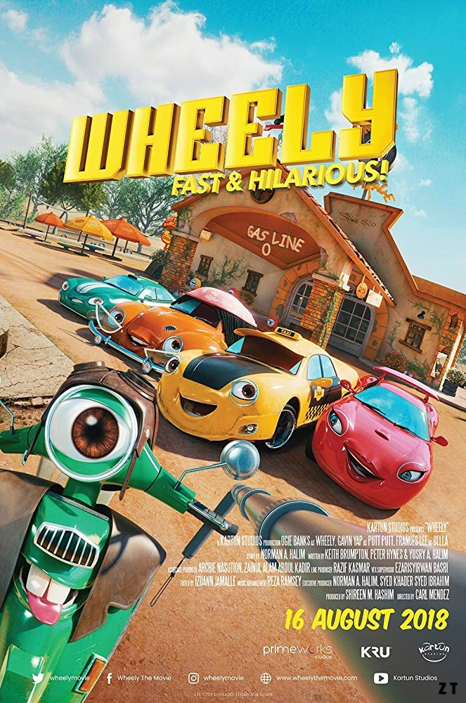 Wheely [BDRip] [Streaming] [Telecharger]