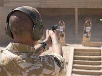 Двухплоскостная стрельба из пистолета
