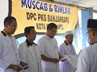 Susunan Pengurus DPC PKS Banjarsari
