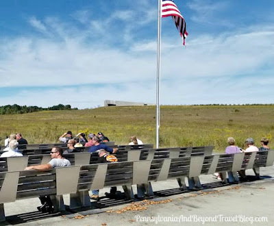 Flight 93 National Memorial in Shanksville Pennsylvania