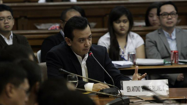 Trillanes says he sympathizes with professionals on CPD law