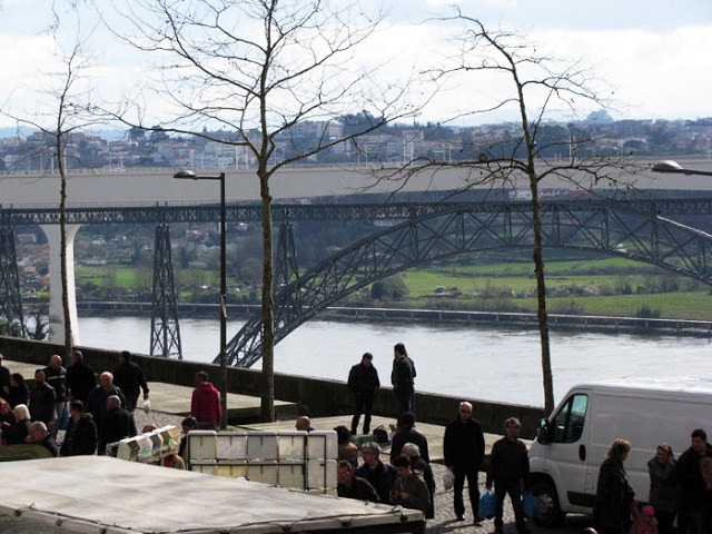 Feira dos Passarinhos do Porto no Passeio das Fontainhas