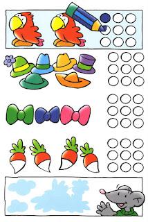fichas-preescolar-primaria