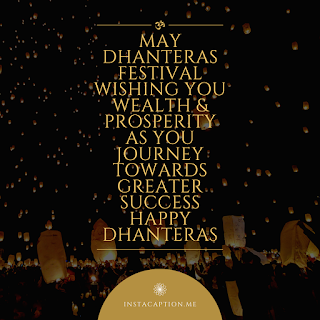 Dhanteras 2020 Best Wishes, Quotes, and Massages  | InstaCaption