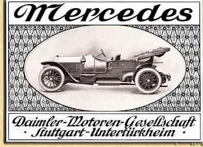 Mercedes 1909