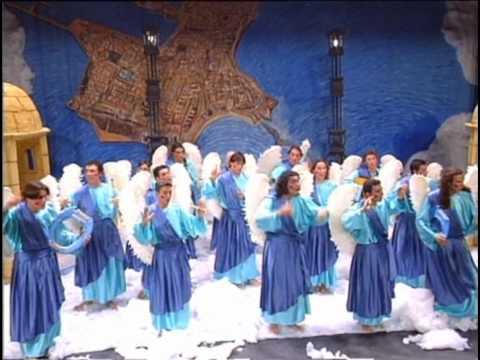"""Pasodoble con Letra """"En sus pasajes la Biblia"""". Comparsa """"El Cielo de Cádiz"""" (1998)"""