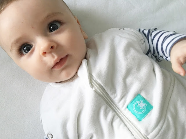 ErgoPouch Swaddle Sleeping Bag Review