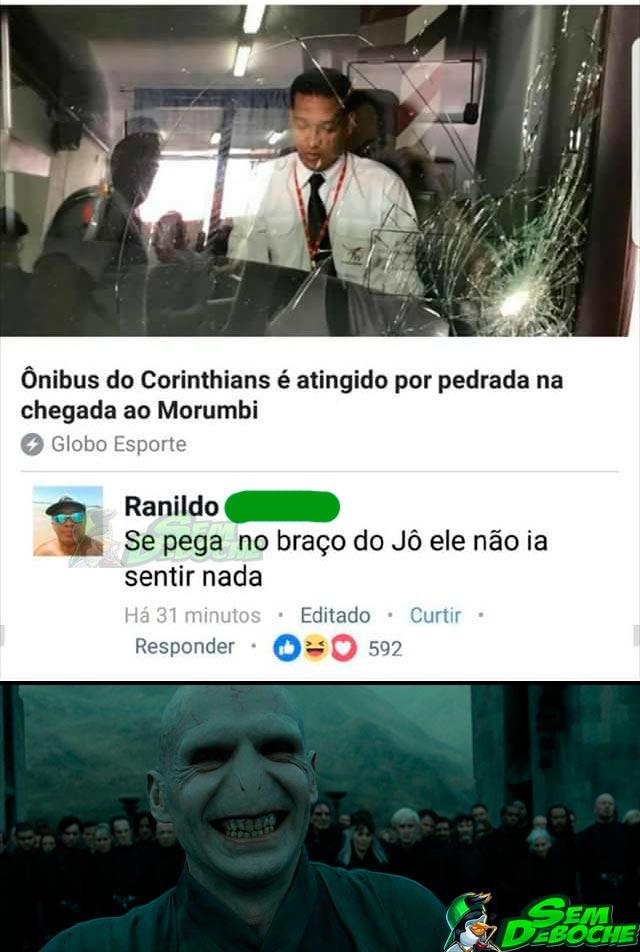 A GALERA NÃO PERDOA NADA