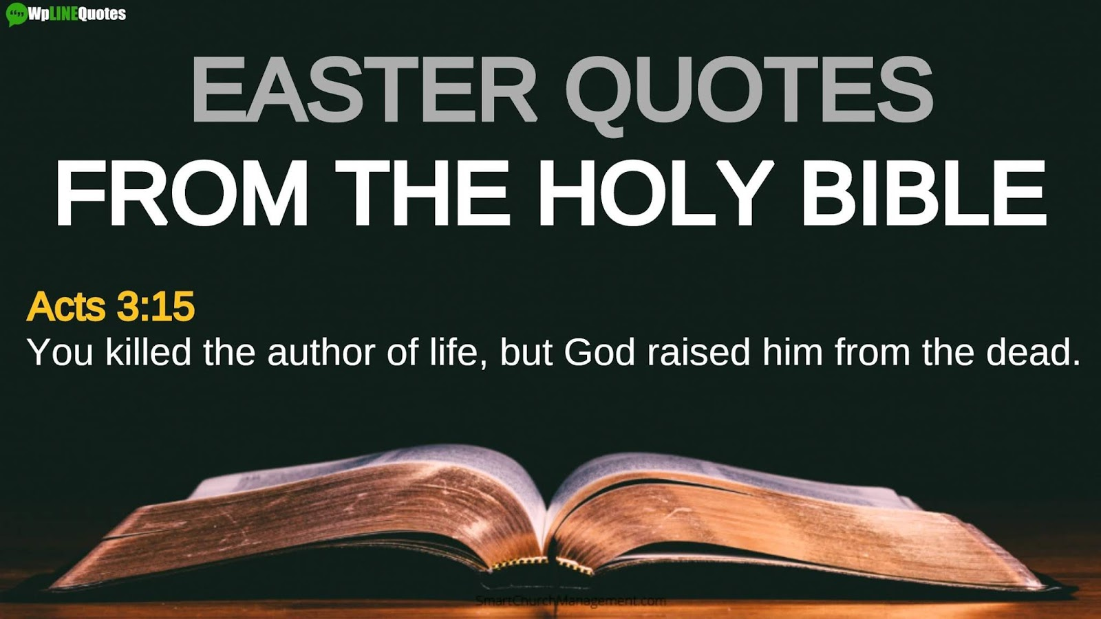 Best 15 Easter Quotes From The Bible To Share With Others On Easter Day