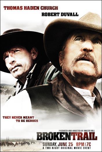 Broken Trail (2006-) ταινιες online seires oipeirates greek subs