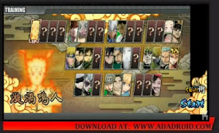 Download Naruto Senki Mod Anime Tatakai Apk