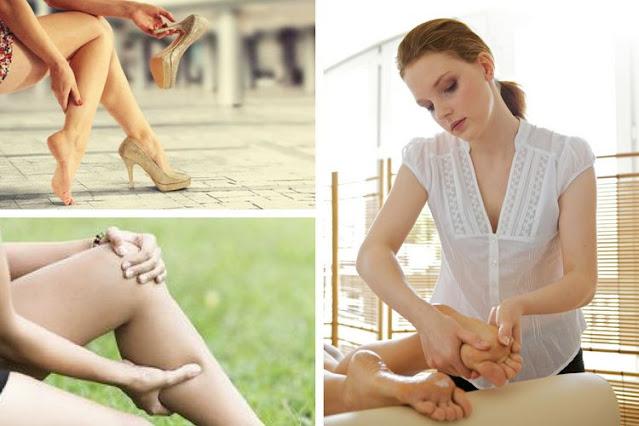 Remèdes maison pour soulager les jambes fatiguées