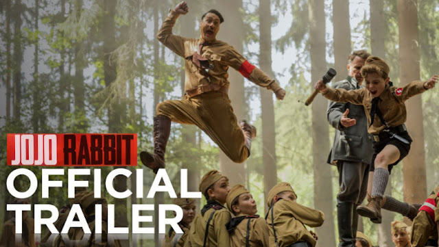 Hot New Movie Trailers Jojo Rabbit