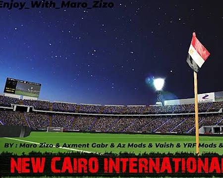 PES 2017 Cairo International Stadium