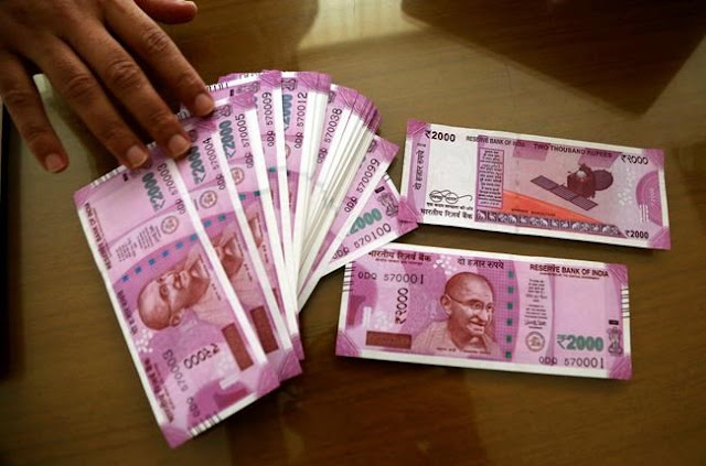 Government to impose penalty of equal amount for receiving cash over Rs 3 lakh to curb black money