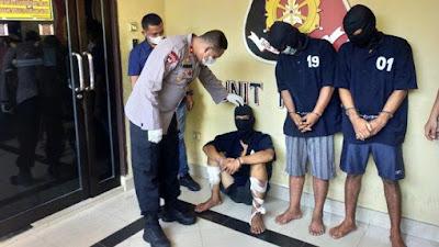 Rumah Bintara Polri di Medan Dibobol Maling, Senpi Dicuri, Pelaku di 'Dor' Polisi