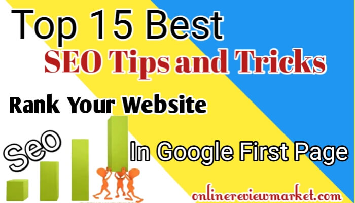 Top 15 Best Seo Tips and Tricks in 2019