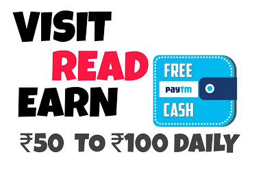 How to Earn Rs.100 Daily from Wap5 - Visit Read and Earn
