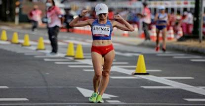 La marcha hacia el podio: ¡Sandra Arenas logra la plata en Tokio 2020!
