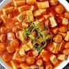 Begini Cara Gampang Membuat Tahu sosis saus tomat