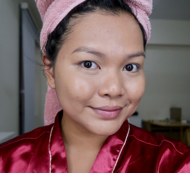 CosRX Light Fit Real Water Toner To Cream and Lock The Moisture Stick morena filipina skin care blog