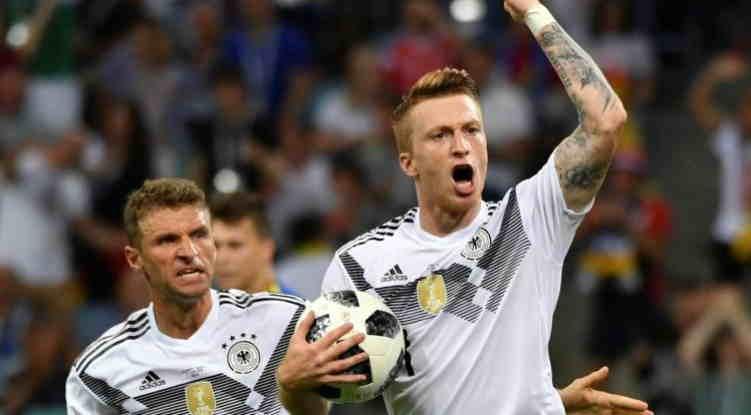 Hasil Belanda vs Jerman Skor Akhir 3-0