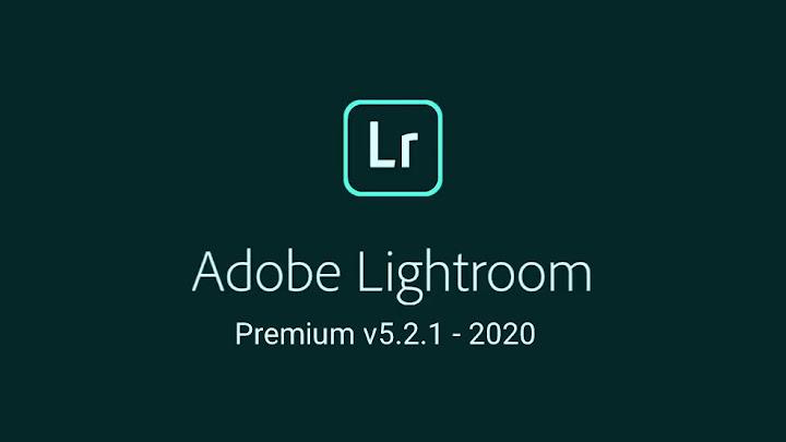Download Lightroom Mod v5.2.1 Apk Premium Terbaru 2020 GRATIS