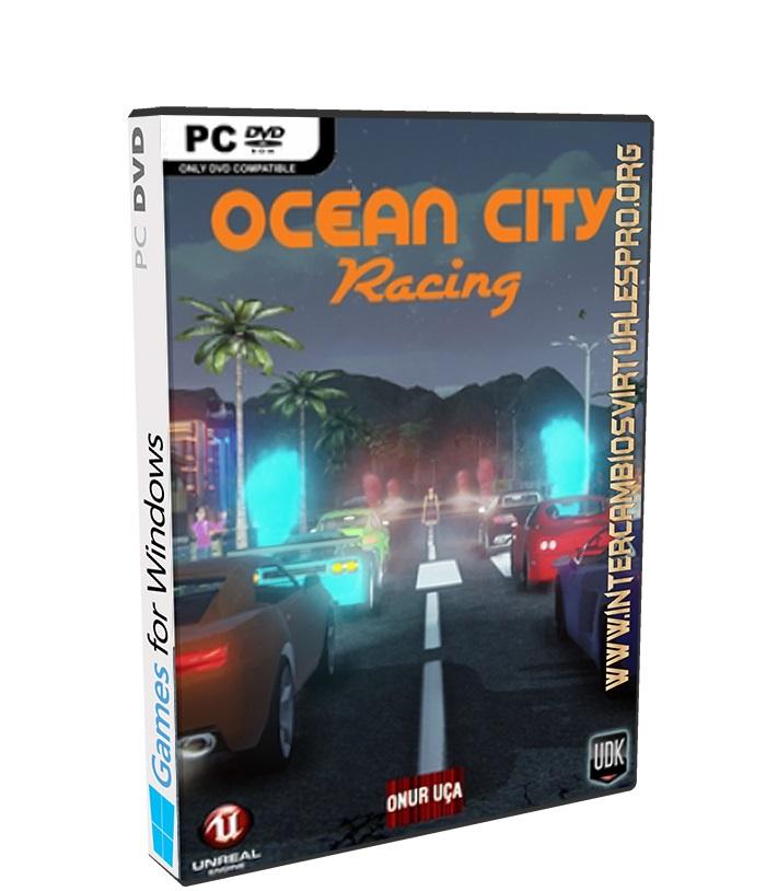 ocean city racing redux poster box cover
