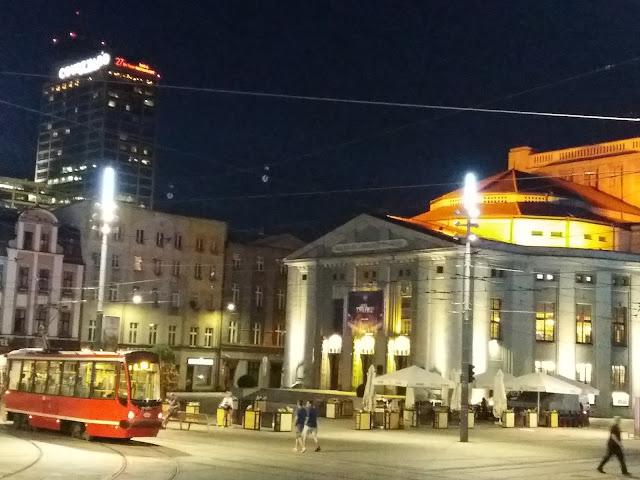 Katowice plaza del mercado