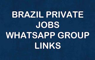 Bihar Private Jobs WhatsApp Group Link