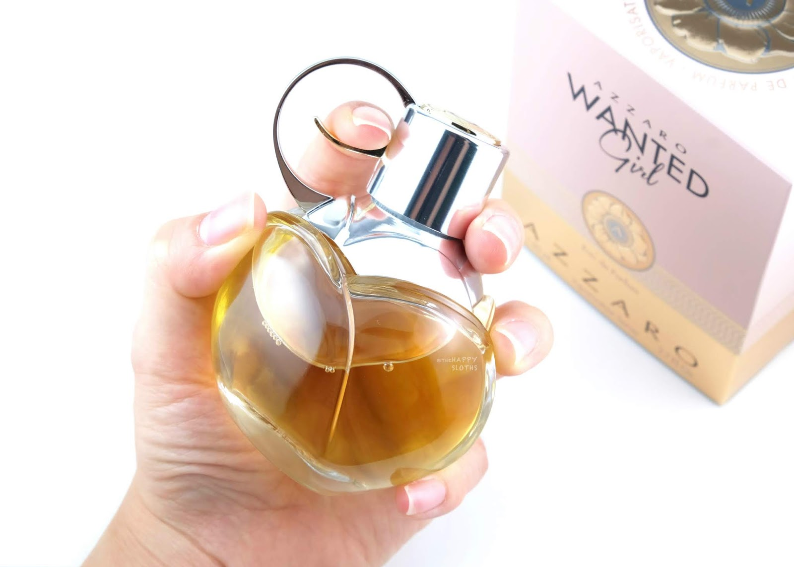 Azzaro | Wanted Girl Eau de Parfum: Review | The Happy Sloths: Beauty,  Makeup, and Skincare Blog with Reviews and Swatches