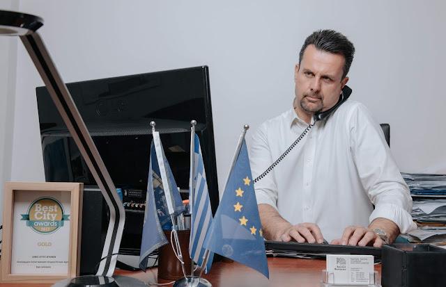 Στην Επιτροπή Ανάπτυξης και Υποστήριξης της Επιχειρηματικότητας της ΚΕΔΕ ο Δημήτρης Κρίγγος