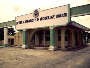 FUTO Post UTME Form 2018-2019 Academic Session is now available