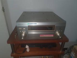 Pioneer AV amp VSX-AX5i (used) 20201013_194906