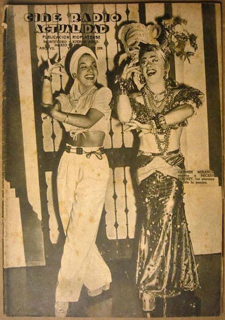 Carmen Miranda, 8 March 1942 worldwartwo.filminspector.com