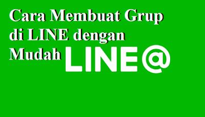 Cara Membuat Grup di LINE dengan Mudah