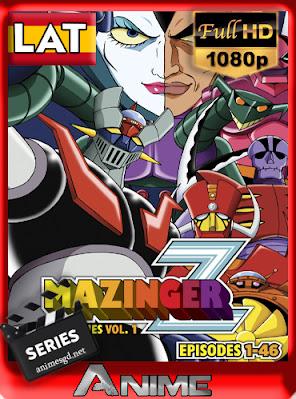Mazinger Z – Vol. I [46/46] [BDRip] [Latino] [FullScreen1080p] [GoogleDrive] AioriaHD