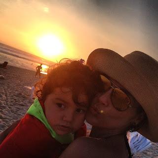 1aa6f3a0571af No sábado (5), o ator Otaviano Costa postou uma foto da filha linda Olívia  e da mulher diva Flávia Alessandra. Ele ainda comentou.