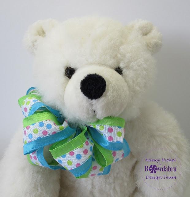 dress up a teddy bear