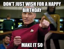 funny- birthday meme for you