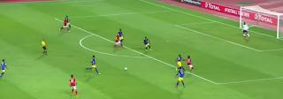 الأهلى ينهى دور المجموعات فى الصدارة بعد الفوز على كمبالا الأوغندى بأربعة أهداف مقابل ثلاثة