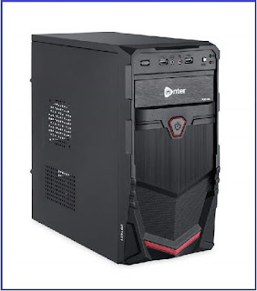 Electrobot Tower PC Assembled Computer with Intel i5 3.20GHz Desktop pc / 8GB Ram/WiFi - for Home & Office (500GB Harddisk)