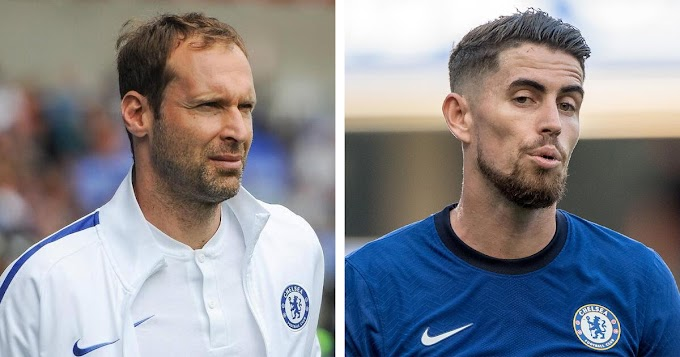 Jorginho reacts to Petr Cech potential comeback: 'I've only ever played with him on Playstation!'