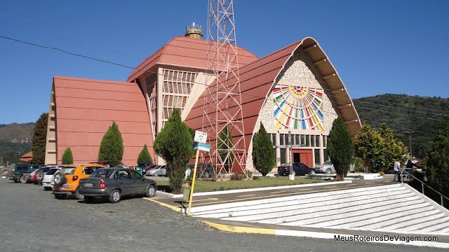Igreja Matriz de Urubici/SC